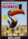 Guinness Weather Vane 3D embossed metal fridge magnet (se 3863)